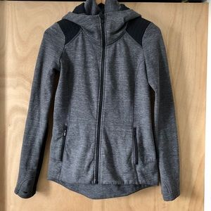 Athleta Workout ZIP Hoodie
